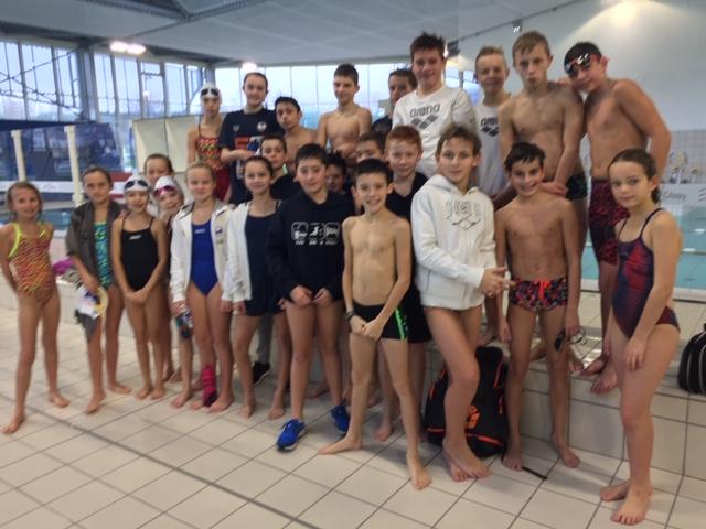 trophée 4 nages